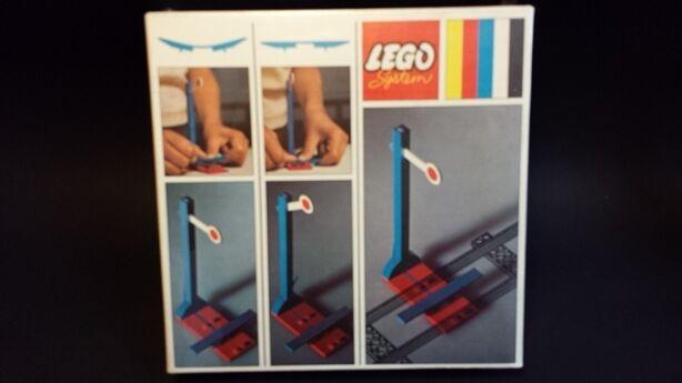 Lego 156, sin desembalar u. sin usar MB de ensueño estado con embalaje original sealed