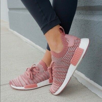 new concept af705 4abf7 adidas NMD R1 STLT PK Womens Style Cq2028