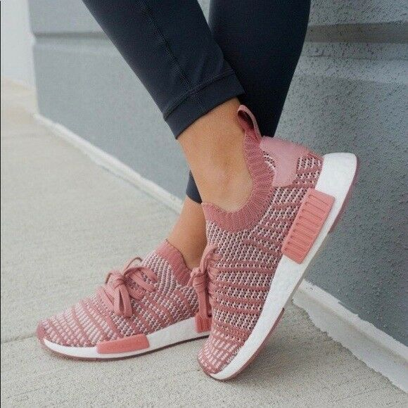 e1d8ff38c540 adidas Womens Women s NMD R1 Knit Lace up SNEAKERS for sale online ...