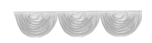 Velcro Fastened Detachable Swag For Backdrop Drapes Cake Table Skirts Venue Deco