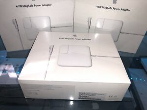 GENUINE Apple MC747LL/A 45W Magsafe Power Adapter BRAND NEW SEALED ...