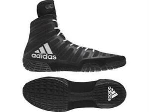 Adidas Wrestling Varner White White Boots Shoes Adults DA9891