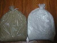 Seed Starting 2-gallons Of Each Medium Vermiculite & Coarse Perlite
