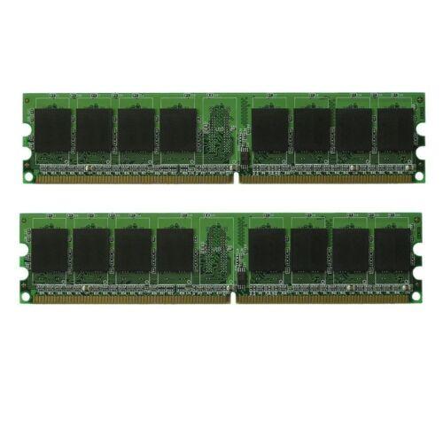 NEW 2GB 2X1GB DDR2 PC2-5300 667 MHz RAM Memory for Dell Optiplex 745C