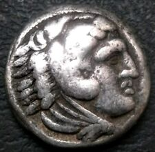 TOP    Tetradrachme   Alexander III.  Makedonia   336-323 v. Chr.   17,14 gr.