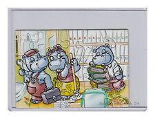 Ü-EI Puzzle Happy Hippo Company 1994 *OL*