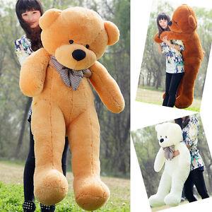 Cuggle Soft Teddy Bear Cute Stuffed Plush Christmas Toy Birthday Valentine Gift