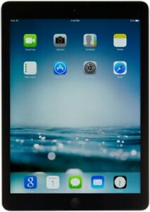 Apple iPad Air MF558LL/A (128GB, Wi-Fi + T-Mobile, Black with Space Gray)
