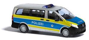 Busch-51171-HO-1-87-Mercedes-Benz-V-Klasse-034-Polizei-BADEN-WURTTEMBERG-034