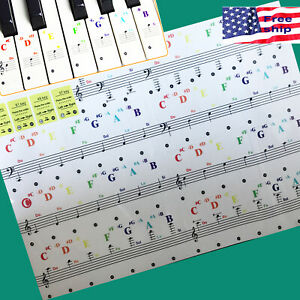 Piano-Stickers-for-49-37-61-88-Key-Keyboards-Transparent-and-Removable-us-s