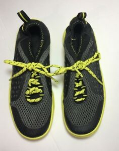 1122959eed08 Image is loading Boys-Water-Shoes-Size-3-Champion-C9-Yellow-