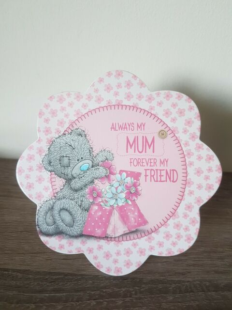 NEW Me To You Mum Plaque free standing forver my friend