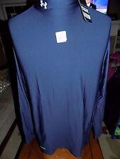 NWT Under Armour Men's ColdGear® Compression Mock Long Sleeve Shirt  3XL  $49.99