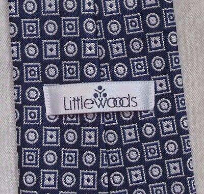 Responsabile Vintage Cravatta Da Uomo Cravatta Club Associazione Società Littlewoods- Attivando La Circolazione Sanguigna E Rafforzando I Tendini E Le Ossa