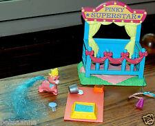 Vintage Littlest Pet Shop Pinky Superstar and Accessories Lot VT11271210