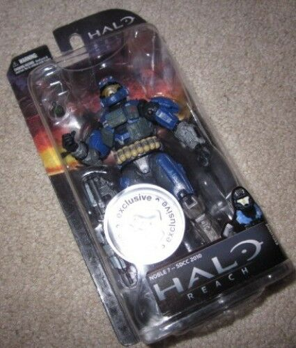 Comic-Con Toys R Us Exclusive Halo Halo Halo Reach  Noble 7  Action Figure (Xbox) new MINT 0d7cce