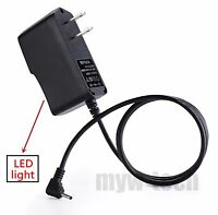 Ac/dc Wall Power Charger Adapter For Cowon Mp3 Player Iaudio X5 L Q5 W M3 M4 M5