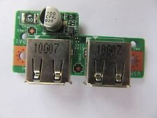 MSI CX705 MX USB Port Daughter Board MS-1737A - TESTED
