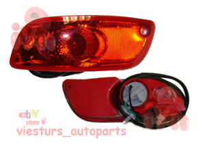 HYUNDAI-SANTA-FE-2007-REAR-FOG-LIGHT-RIGHT-side-IN-BUMPER-NEW