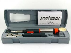 Portasol 010589330 Super Pro 125-Watt Heat single Tool or Kit with 7 Tips