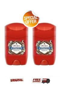 SPECIAL-OFFER-2-X-Old-Spice-Wolfthorn-Deodorant-stick-for-men-2-X-50ml