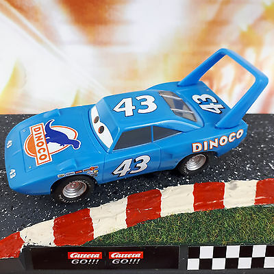 Carrera GO !!! Cars Auto Set nach Wahl McQueen The King  Chick Hicks Slotcar