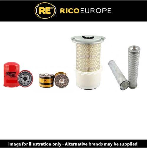 Öl Benzin Jcb 803 804 Filter Service Set Luft