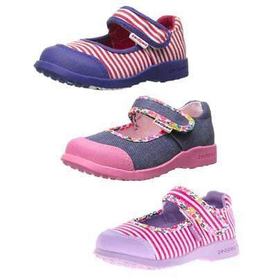 Pediped Rosalie Girls Kids Flex Memory Foam Footbed Shoes Suede Sandals Summer