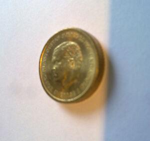 Carl Xvi Gustaf 10 Kronor Sverige 2000 Ebay