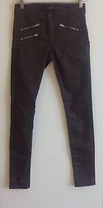 Jag-Jeans-7-Womens-Ladies-Plum-Jeans-Pants-Bombshells-Sz-7-Style-JW31835