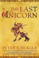 The Last Unicorn By Peter S. Beagle, (paperback), Roc , New, Free Shipping on sale