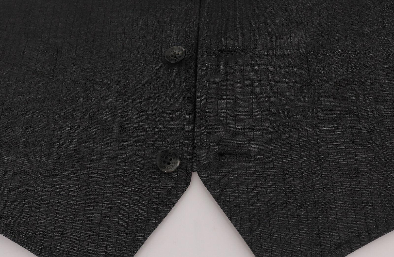Nuovo Dolce & Gabbana Personale Gilet Grigio Cotone Rayon XL IT52 /US42/ XL Rayon 69ba32