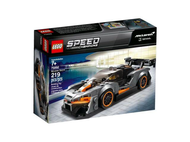 Lego Speed Champions 75892 Mclaren Senna - New/Boxed