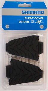 New-Shimano-SM-SH45-Bicycle-Shoes-Cleat-Covers-SPD-SL-Non-Slip-100-AUTHENTIC