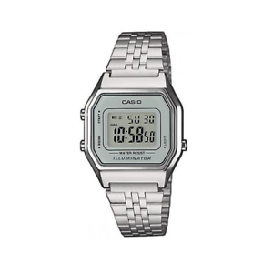 Casio-Vintage-LA680WA-7DF-Silver-Stainless-Watch-for-Women