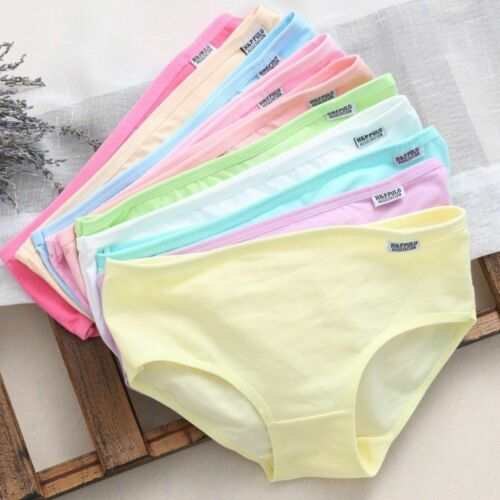 5 Pairs Of Ladies Knickers Pants  Size 8,10,12,14,16