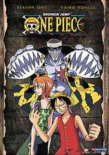 One Piece: Season 1, Third Voyage Tony Beck, Laurent Vernin, Mayumi Tanaka, Kaz