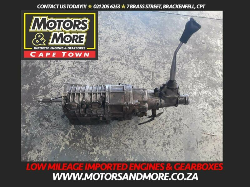 Gearbox - Ford Ranger WL 2.5L Sump Type Manual - No Trade in Needed