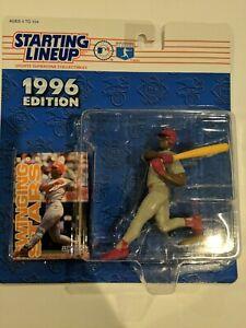 1996 RON GANT sole Cincinnati Reds NM+ #6 * FREE s/h * Starting Lineup