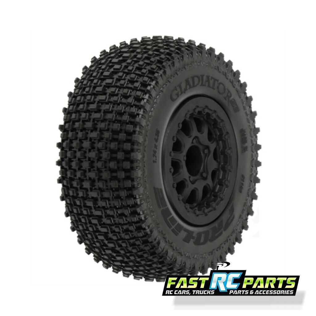 Gladiator SC 2.2 inch  3.0 inch M2 Tires Mounted Slash (2) PRO1169-13