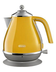 Delonghi-Icona-Capitals-New-York-Kettle-Yellow-KBOC2001Y