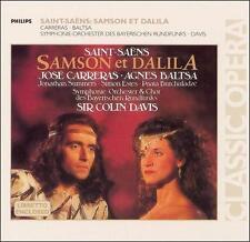 Samson et Dalila (CD, Aug-2007, 2 Discs, Philips) BRAND NEW - Made in Germany