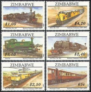Zimbabwe 1997 TrainsSteam EnginesLocomotiveRailTransport 6v set n15836 - <span itemprop=availableAtOrFrom>Birmingham, UK, United Kingdom</span> - Returns accepted Most purchases from business sellers are protected by the Consumer Contract Regulations 2013 which give you the right to cancel the purchase within 14 days after t - Birmingham, UK, United Kingdom