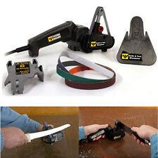 WORK SHARP Electric KNIFE SHARPENER, WSKTS Tool and Knife SHARPENING STONE NEW