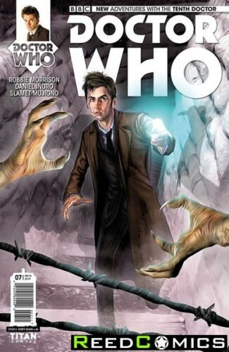 NEW 2014 Series Comes Bagged /& Boarded 1st Print DOCTOR WHO 10th DOCTOR #7