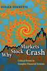 Why Stock Markets Crash: Critical Events in Complex Financial Systems by Didier Sornette (Paperback, 2004)