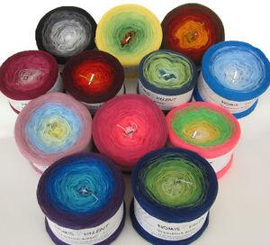 16-50-1000m-4-faedig-Nomis-Valent-Dreiecktuch-Bobbel-4-4-Farbverlaufsgarn