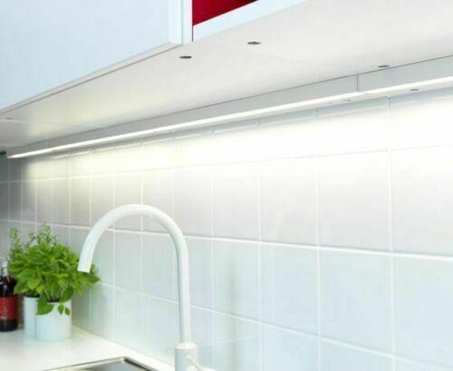 "402.957.31 NEW Discontinued IKEA LED UTRUSTA countertop light white color 18/""L"