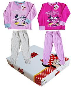 ef3132c1caff DISNEY. Winter Pajamas Serafino. MINNIE MOUSE 6968C - Baby girl ...