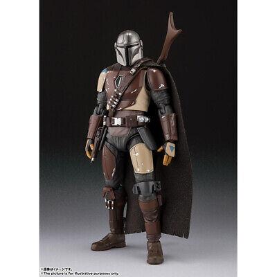 Japan version Bandai S.H.Figuarts Star Wars The Mandalorian Beskar Armor